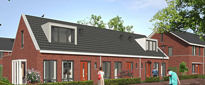 Nieuwbouw Rilland: alle 4 de woningen verkocht